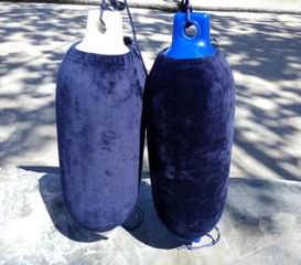 Marine Port And Dock Inflatable PVC Boat Buoy Yacht Fender Float Buoy