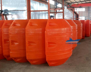 Dredging Floater Plastic Floater MDPE Floater Marine Floater HDPE Pipe Floater