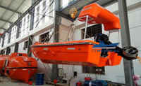 Differences between Life boat & Rescue boat