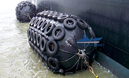 Three Reasons Of Marine Rubber Fender Damages