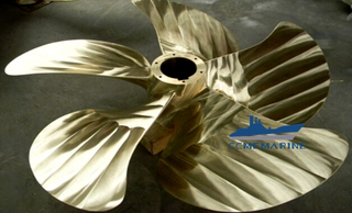 Marine Five-blade Fixed Pitch Propeller